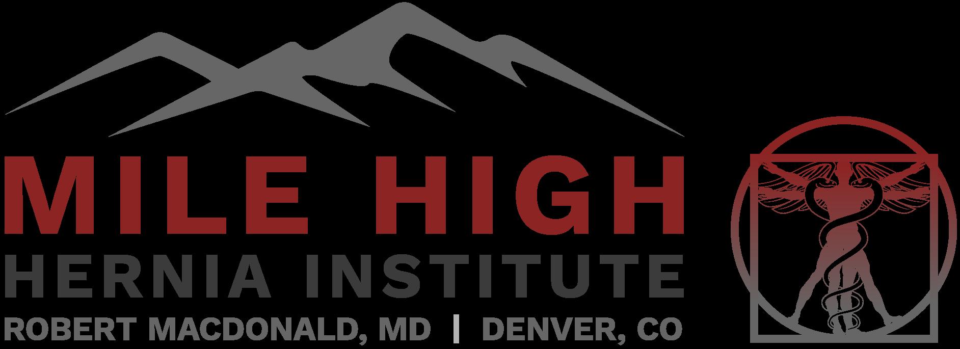 Mile High Hernia Institute Logo